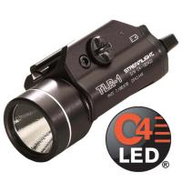 TLR-1 with Lithium batteries, Black